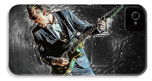Joe Bonamassa IPhone 4 Case