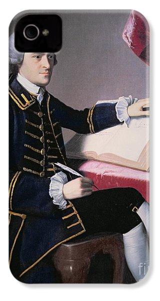John Hancock IPhone 4 / 4s Case by John Singleton Copley