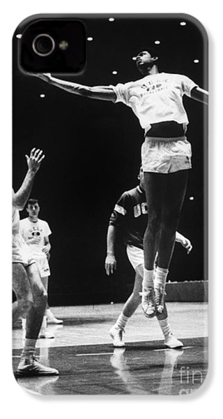 Kareem Abdul Jabbar (1947-) IPhone 4 Case by Granger