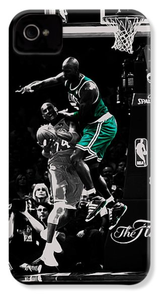 Kevin Garnett Not In Here IPhone 4 Case