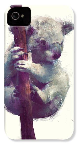 Koala IPhone 4 / 4s Case by Amy Hamilton