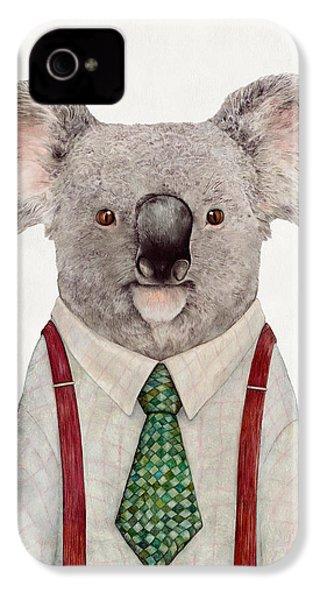 Koala IPhone 4 / 4s Case by Animal Crew