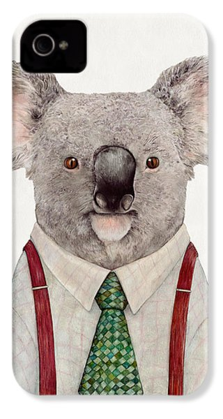 Koala IPhone 4 Case by Animal Crew