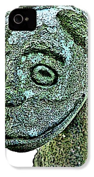 Komainu03 IPhone 4 Case