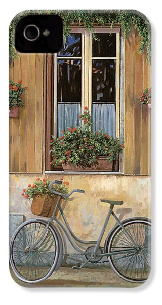 La Bici IPhone 4 / 4s Case by Guido Borelli