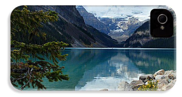 Lake Louise 2 IPhone 4 Case