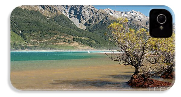 Lake Wakatipu IPhone 4 Case by Werner Padarin