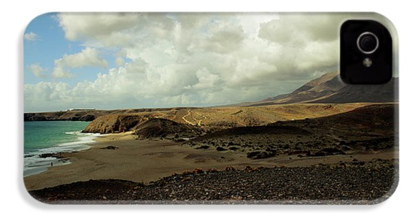 Lanzarote IPhone 4 Case by Cambion Art