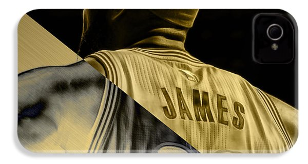 Lebron James Collection IPhone 4 Case