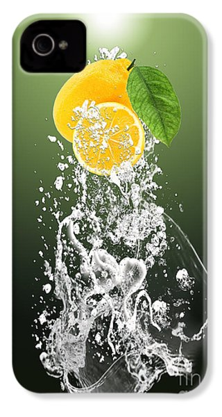 Lemon Splast IPhone 4 Case