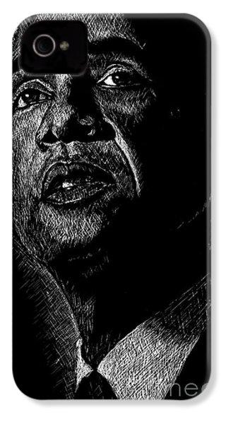 Living The Dream IPhone 4 Case by Maria Arango