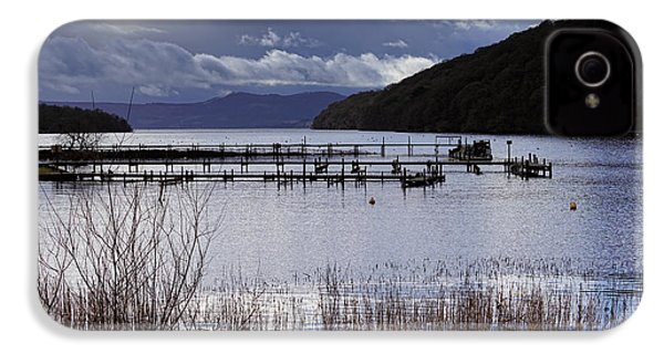 IPhone 4 Case featuring the photograph Loch Lomond by Jeremy Lavender Photography