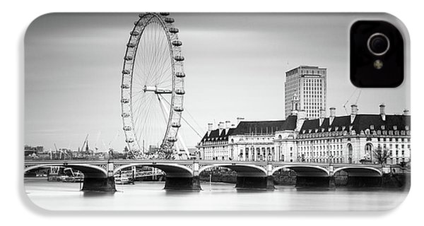 London Eye IPhone 4 / 4s Case by Ivo Kerssemakers