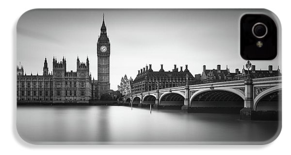 London, Westminster Bridge IPhone 4 / 4s Case by Ivo Kerssemakers