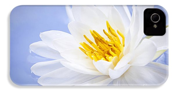 Lotus Flower IPhone 4 / 4s Case by Elena Elisseeva