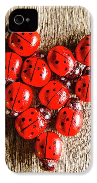 Love Bug IPhone 4 Case