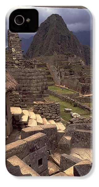 Machu Picchu IPhone 4 Case
