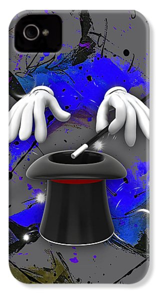 Magic Collection IPhone 4 Case