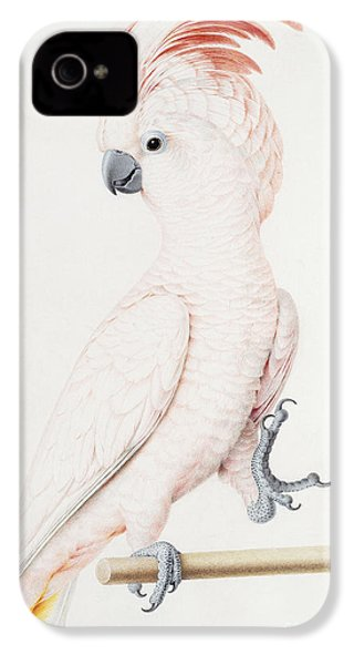 Major Mitchell's Cockatoo IPhone 4 Case