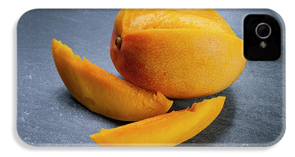 Mango And Slices IPhone 4 Case by Elena Elisseeva
