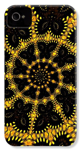 March Of The Butterflies IPhone 4 Case