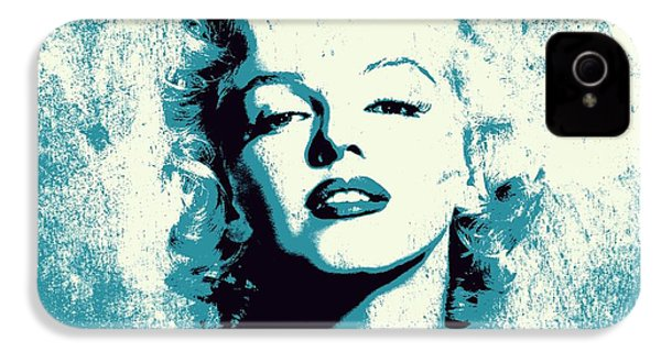 Marilyn Monroe - 201 IPhone 4 Case by Variance Collections