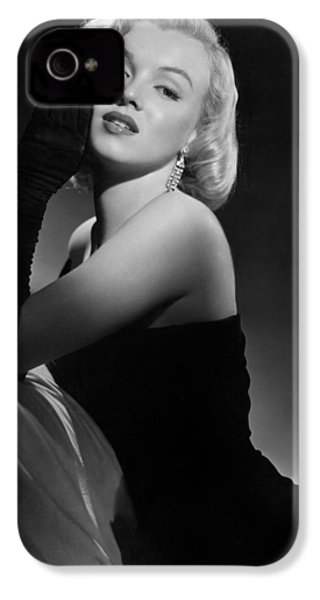 Marilyn Monroe IPhone 4 / 4s Case by American School