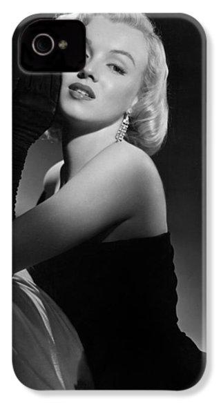 Marilyn Monroe IPhone 4 Case by American School