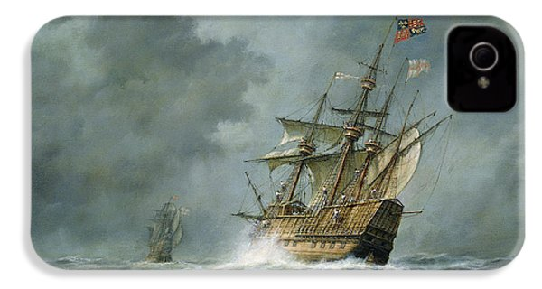 Mary Rose  IPhone 4 Case