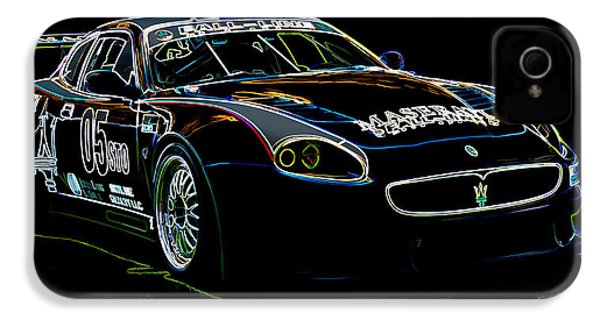 Maserati IPhone 4 Case by Sebastian Musial