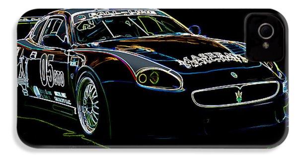 Maserati IPhone 4 / 4s Case by Sebastian Musial