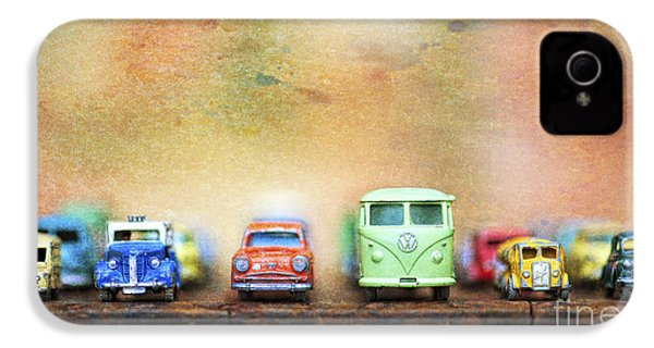 Matchbox Toys IPhone 4 / 4s Case by Tim Gainey
