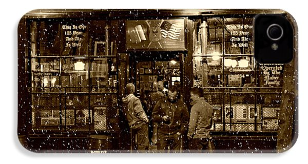 Mcsorley's Old Ale House IPhone 4 Case