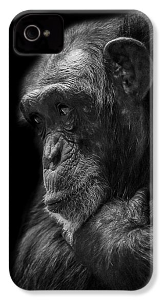 Melancholy IPhone 4 / 4s Case by Paul Neville