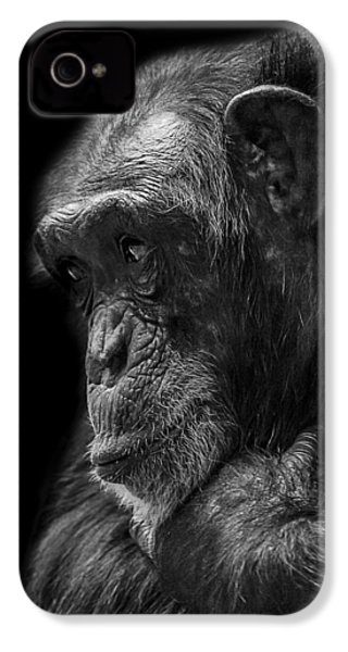 Melancholy IPhone 4 Case by Paul Neville