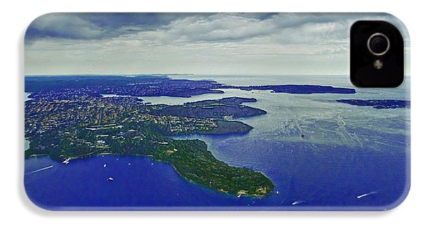 Middle Head And Sydney Harbour IPhone 4 Case by Miroslava Jurcik