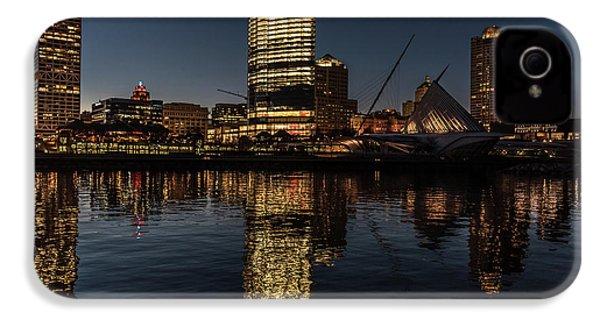 Milwaukee Reflections IPhone 4 Case