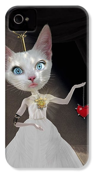 Miss Kitty IPhone 4 Case