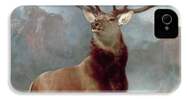 Monarch Of The Glen IPhone 4 Case