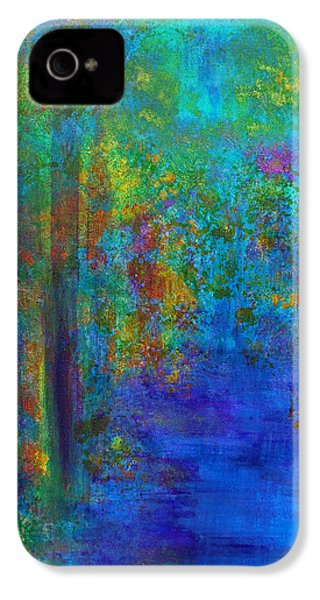 Monet Woods IPhone 4 Case by Claire Bull