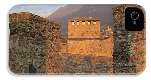 Montebello - Bellinzona, Switzerland IPhone 4 Case