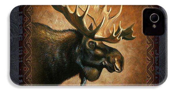 Moose Lodge IPhone 4 Case