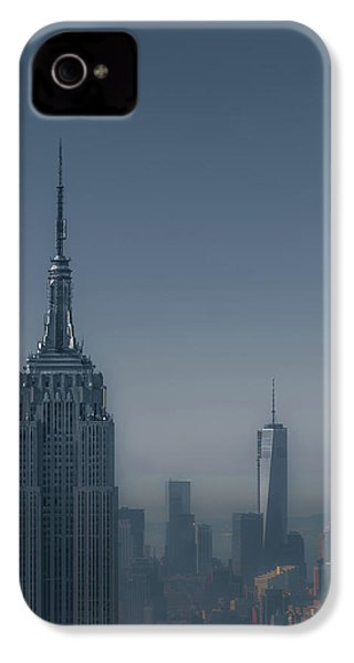 Morning In New York IPhone 4 / 4s Case by Chris Fletcher