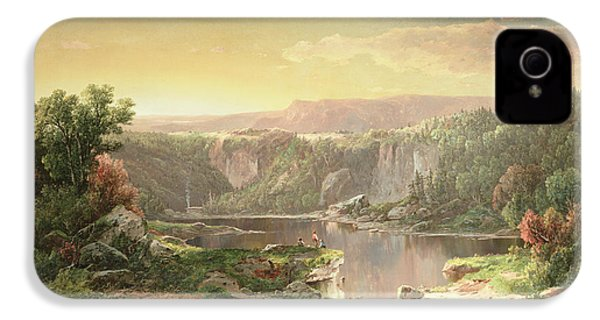 Mountain Lake Near Piedmont IPhone 4 Case