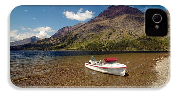 Moutain Lake IPhone 4 / 4s Case by Sebastian Musial