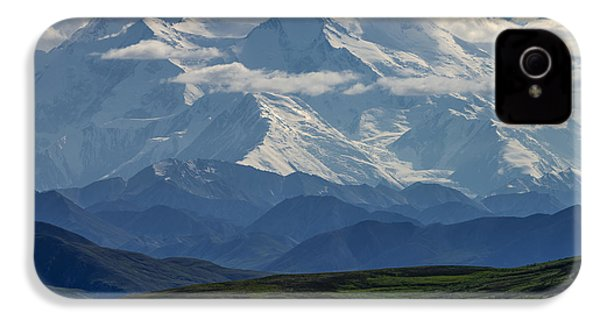 IPhone 4 Case featuring the photograph Denali by Gary Lengyel