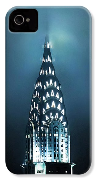 Mystical Spires IPhone 4 Case by Az Jackson