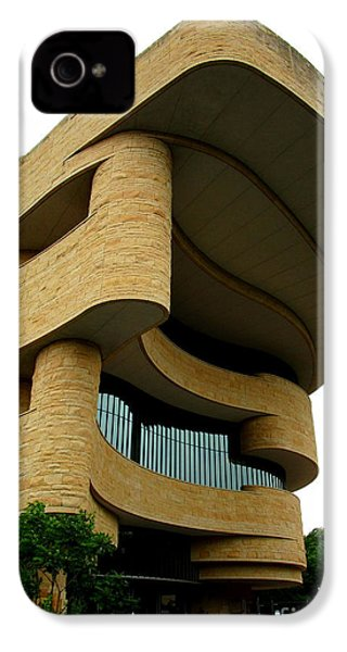 National Museum Of The American Indian 1 IPhone 4 Case by Randall Weidner