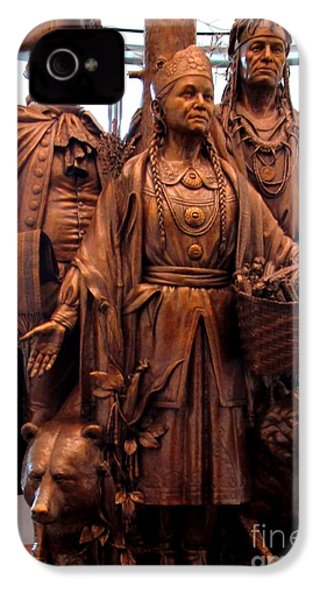 National Museum Of The American Indian 8 IPhone 4 / 4s Case by Randall Weidner