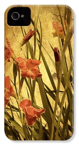 Nature's Chaos In Spring IPhone 4 Case by Jessica Jenney